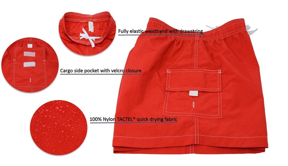 Adoretex Women's Guard Quick Dry Boardshorts - FGB013