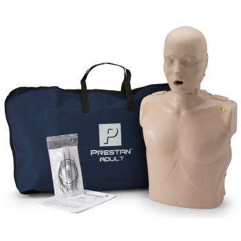 Prestan Adult CPR Manikin - Feedback - Refurbished - Medium Skin Tone