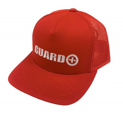 The Original Watermen Solid Guard Snapback Mesh Hat