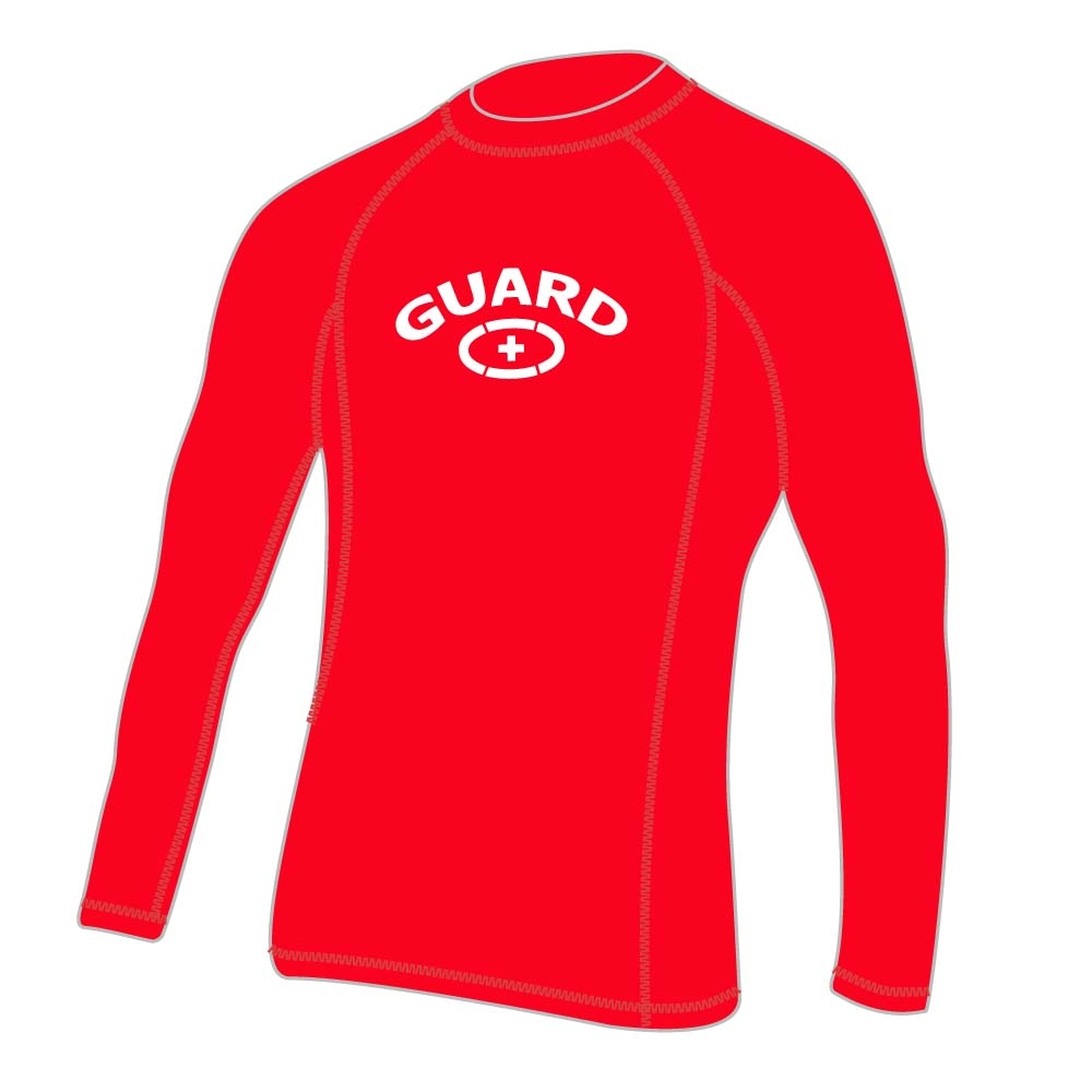 Adoretex Men's Guard Long Sleeve Rashguard - RSG05M